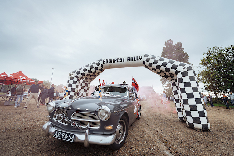 The budapest Rally 2020
