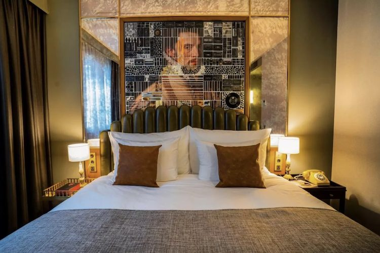 The collector hotel den haag pop up restaurant