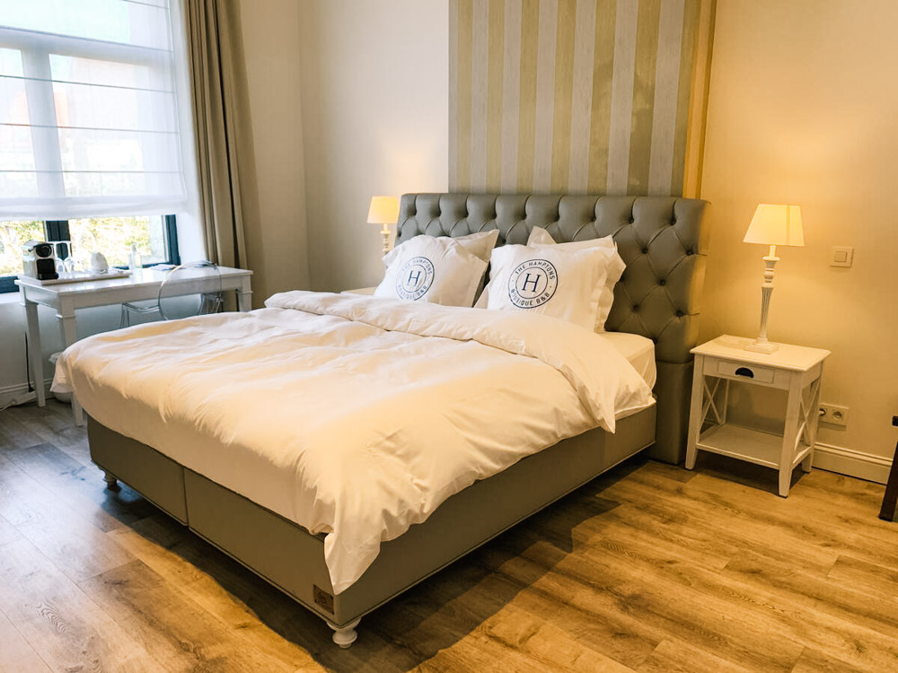 The hamptons boutique b&b in Gent