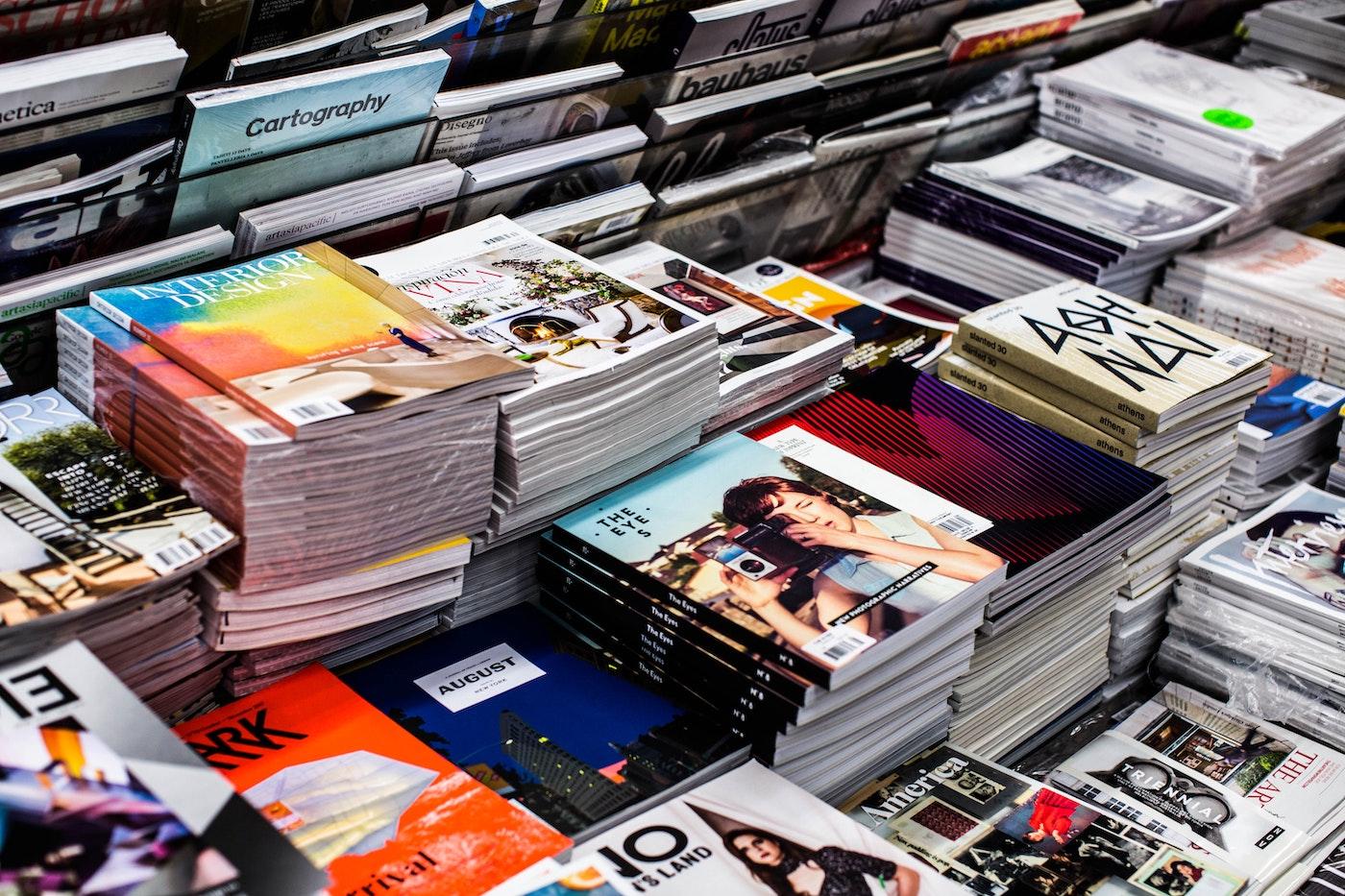 Tijdschrift app