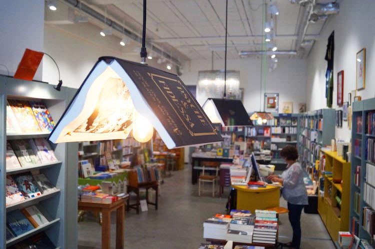 Tilburg wat te doen boekenwinkel
