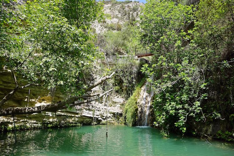 Tips Cyprus Adonis Bath Paphos