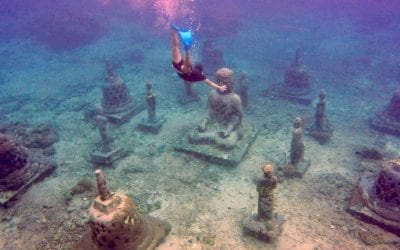 Tips Nusa Lembongan Buddha Point