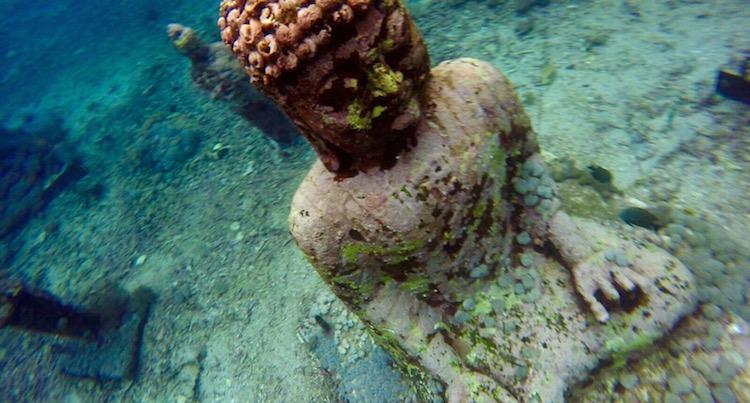 Tips Nusa Lembongan Buddha point Bali