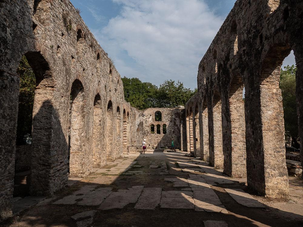 Tips Roadtrip Albanie Butrint