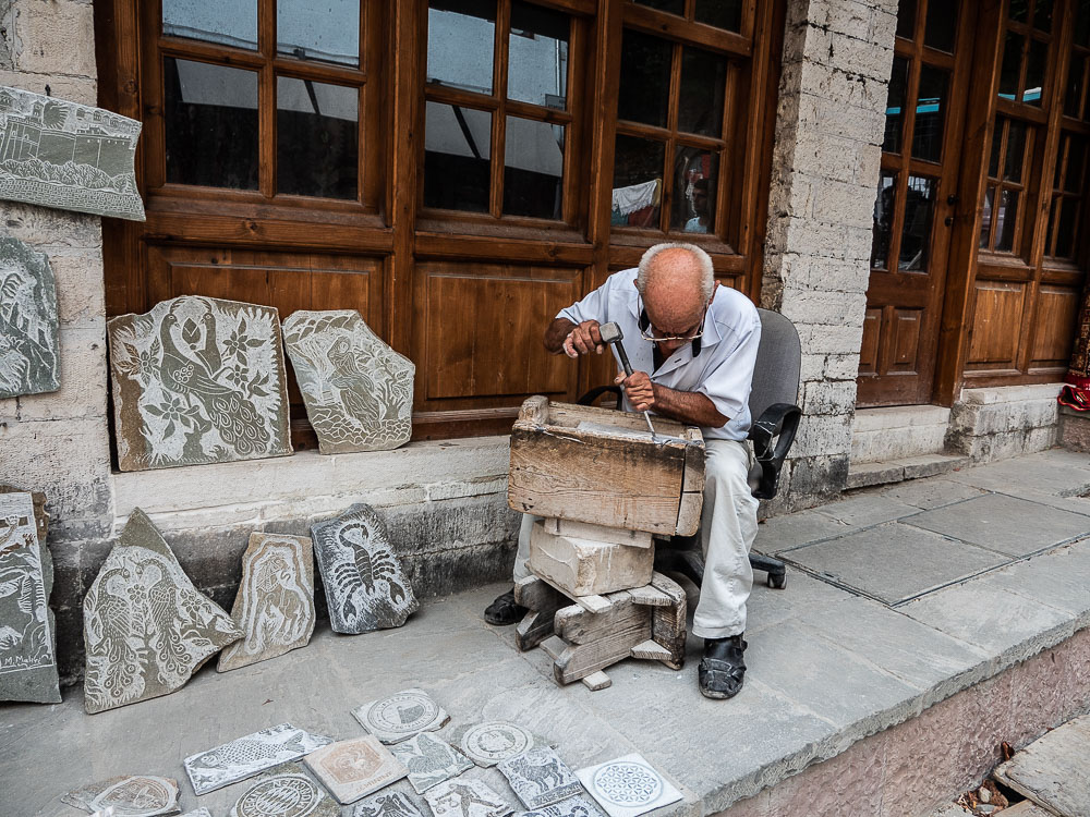 Tips Roadtrip Albanie Gjirokaster Ambacht