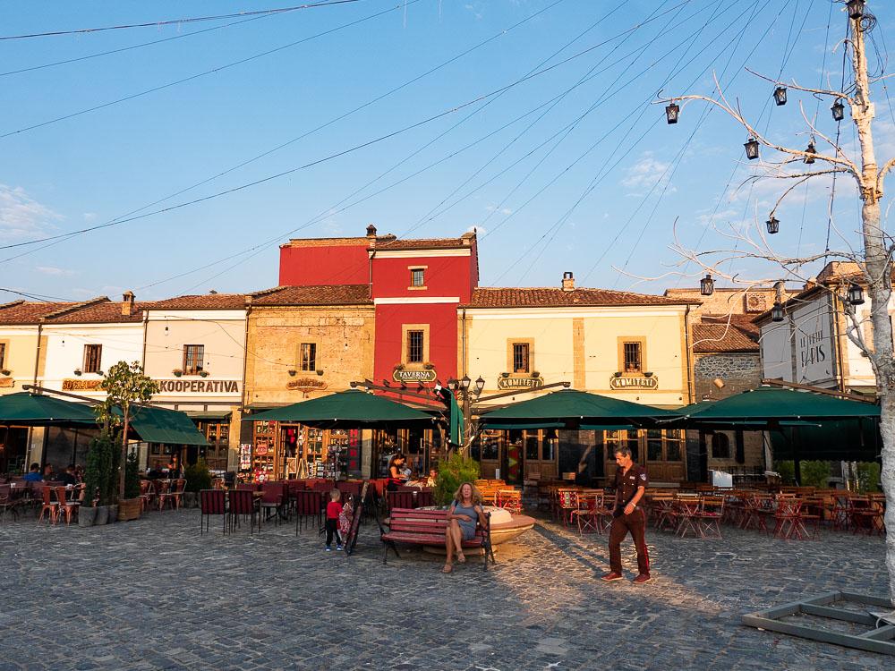 Tips Roadtrip Albanie Korçë