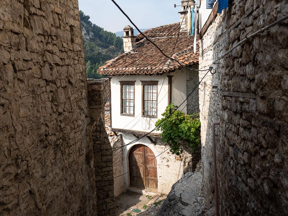 Tips Roadtrip Albanie in Berat