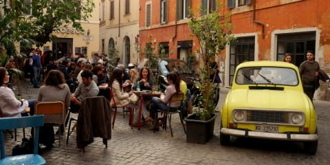 Tips Rome Eten in Rome