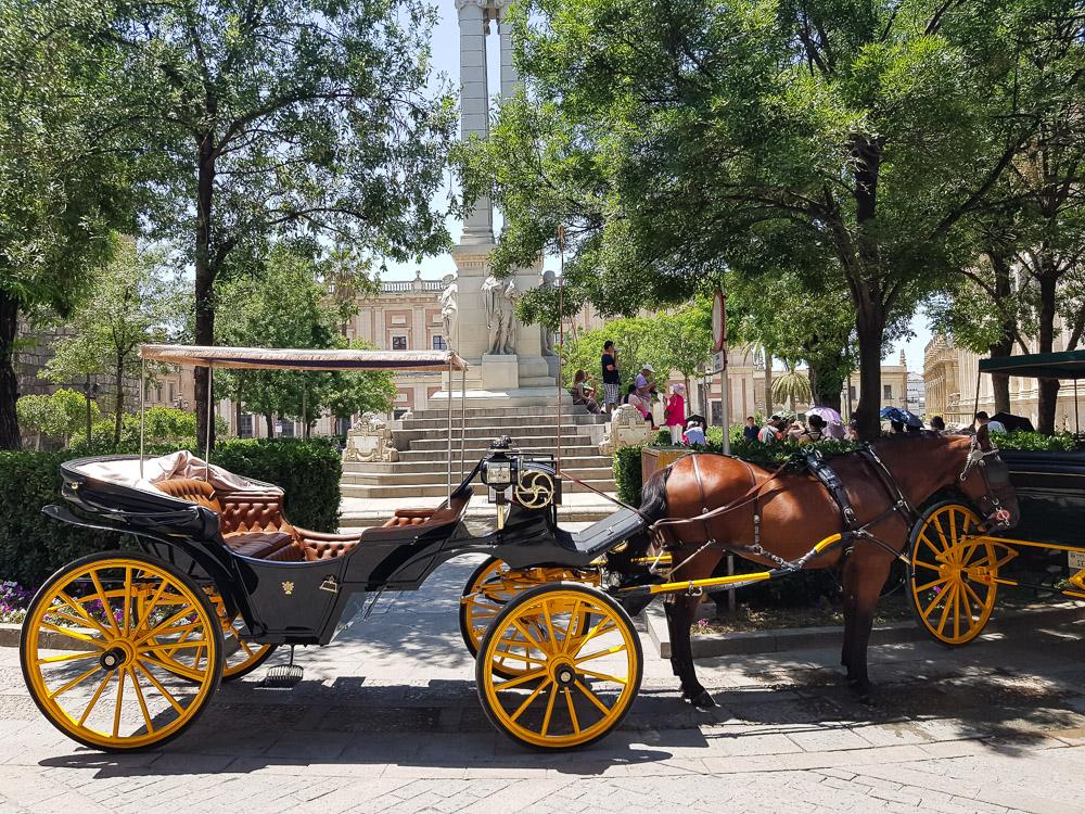 Tips Sevilla La Giralda toren