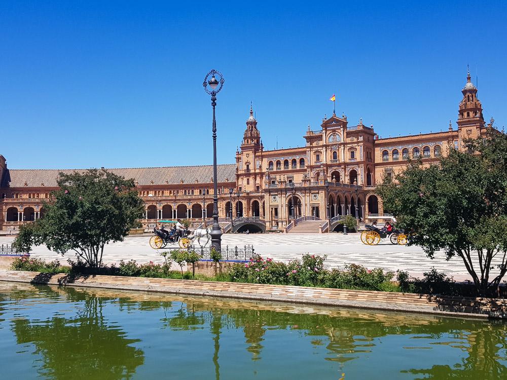 Tips Sevilla Plaza de Espana-2