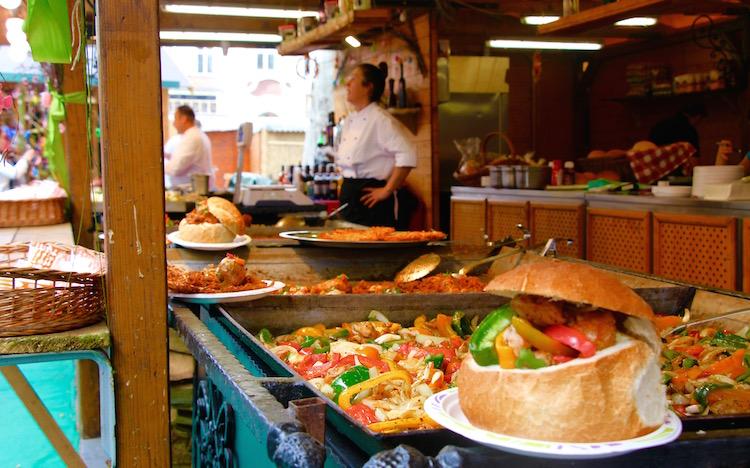 Conseils Budapest city trip gastronomie