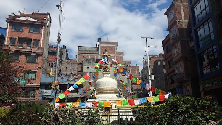 Tips kathmandu hoofdstad nepal