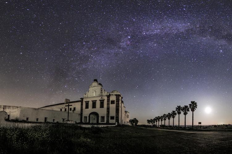 Top 10 Alentejo Portugal melkweg sterren kijken