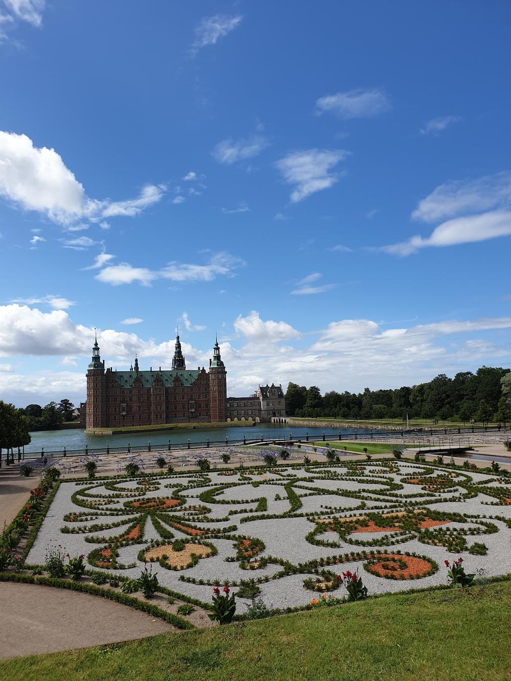 Top 10 Denemarken, Frederiksborg slot