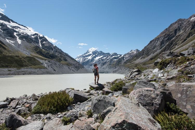 Top 10 Nieuw Zeeland Zuidereiland Hooker Valley