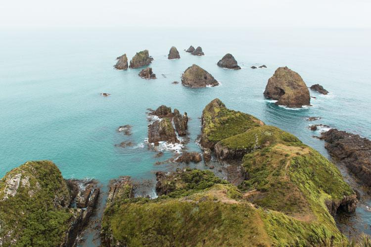 Top 10 nieuw zeeland zuidereiland Nugget Point Lighthouse