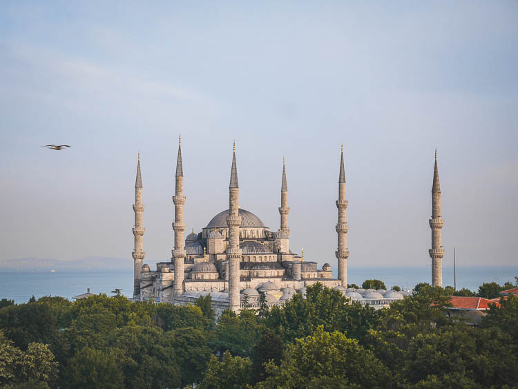 Top 10 stedentrips europa istanbul
