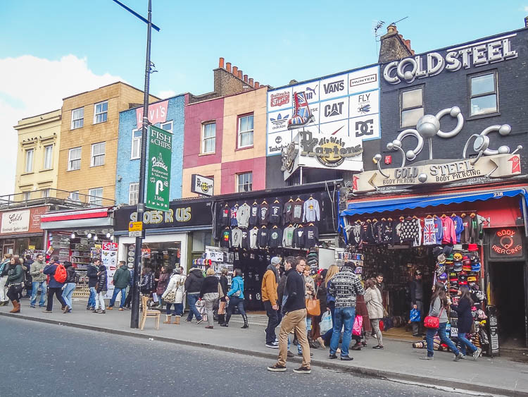 Top 10 city trips Europe Londres