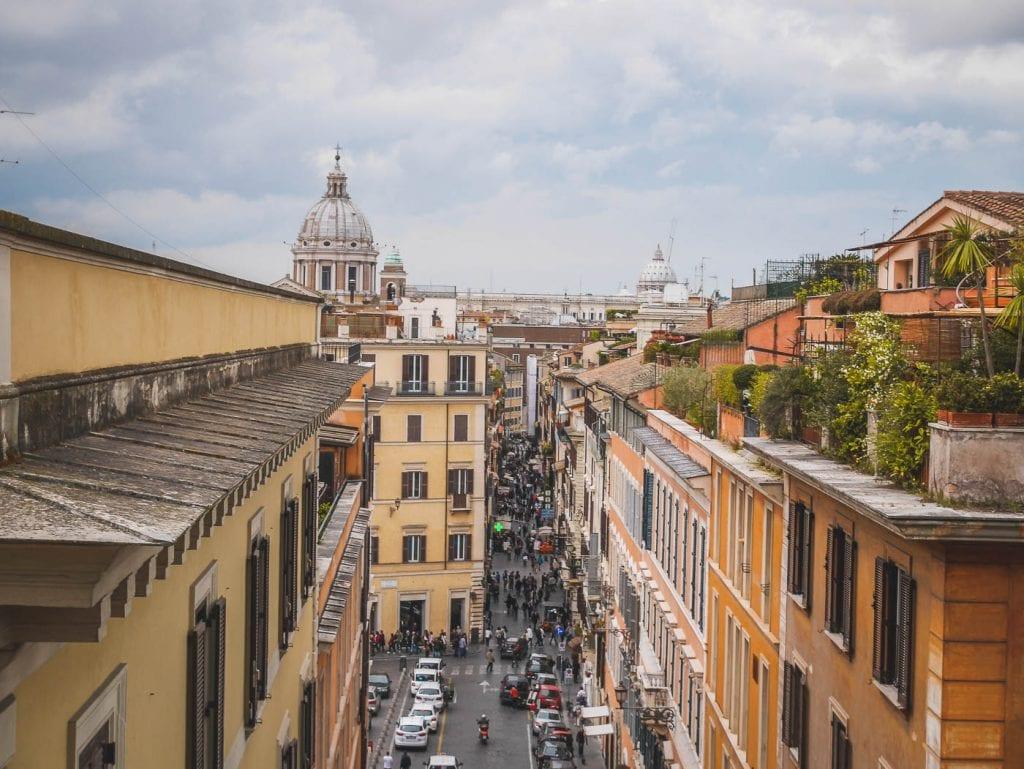 Top 10 des city trips en Europe Rome