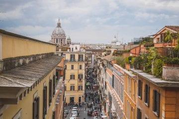 Top 10 stedentrips europa rome