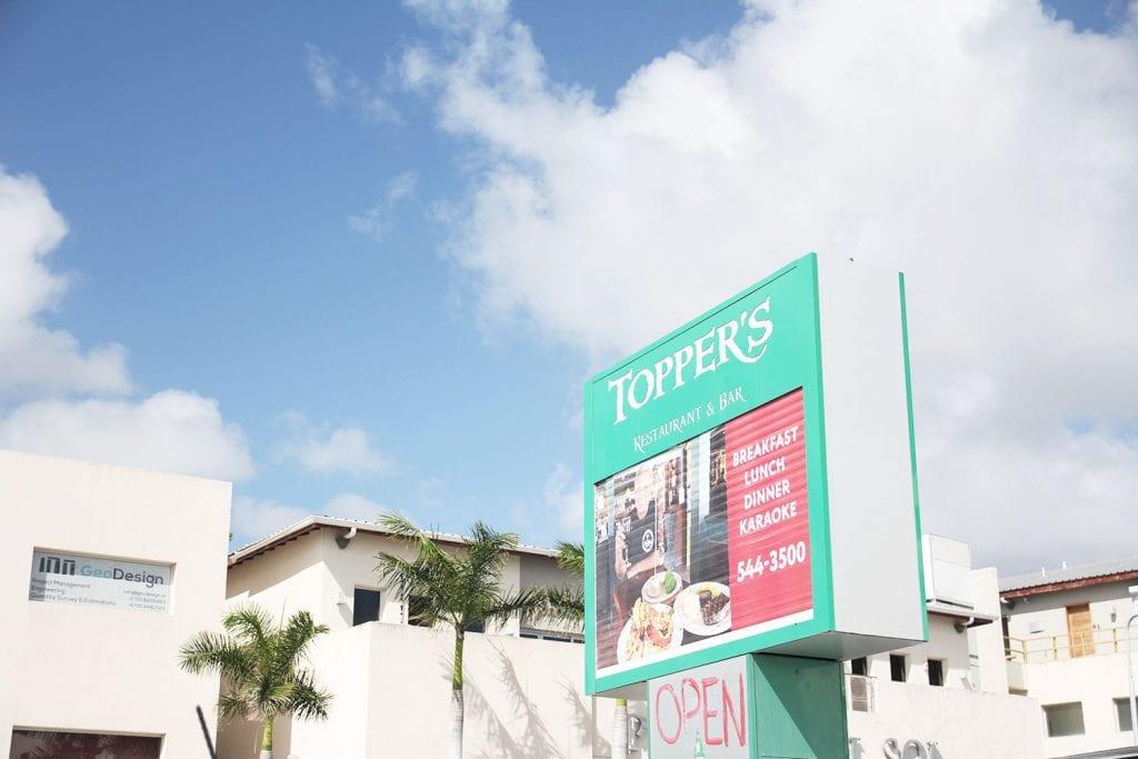 Toppers-restaurant-sint-maarten-na-orkaan-irmag