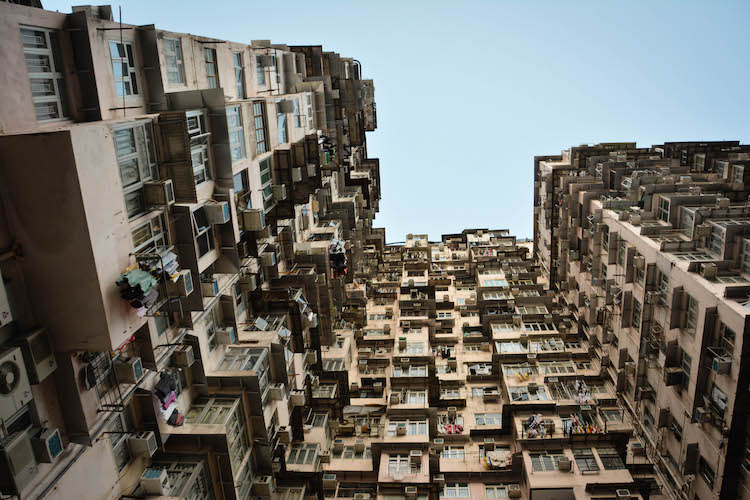 Torenhoog quarry bay buildings hong kong
