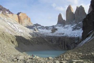 Torres del paine chili patagonie