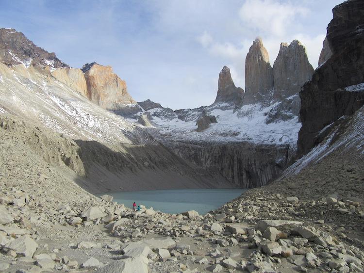 Torres del paine w-trekking