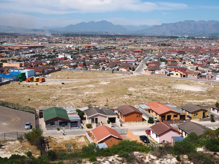 Township kaapstad khayelitsha