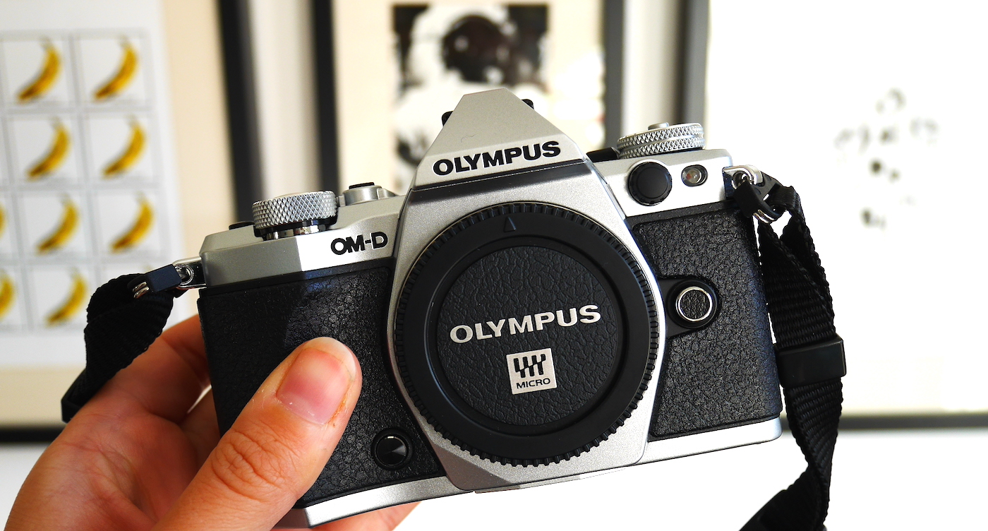 Travel essentials olympus camera