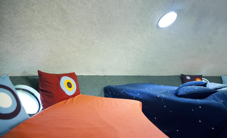 Treehotel zweden the Ufo