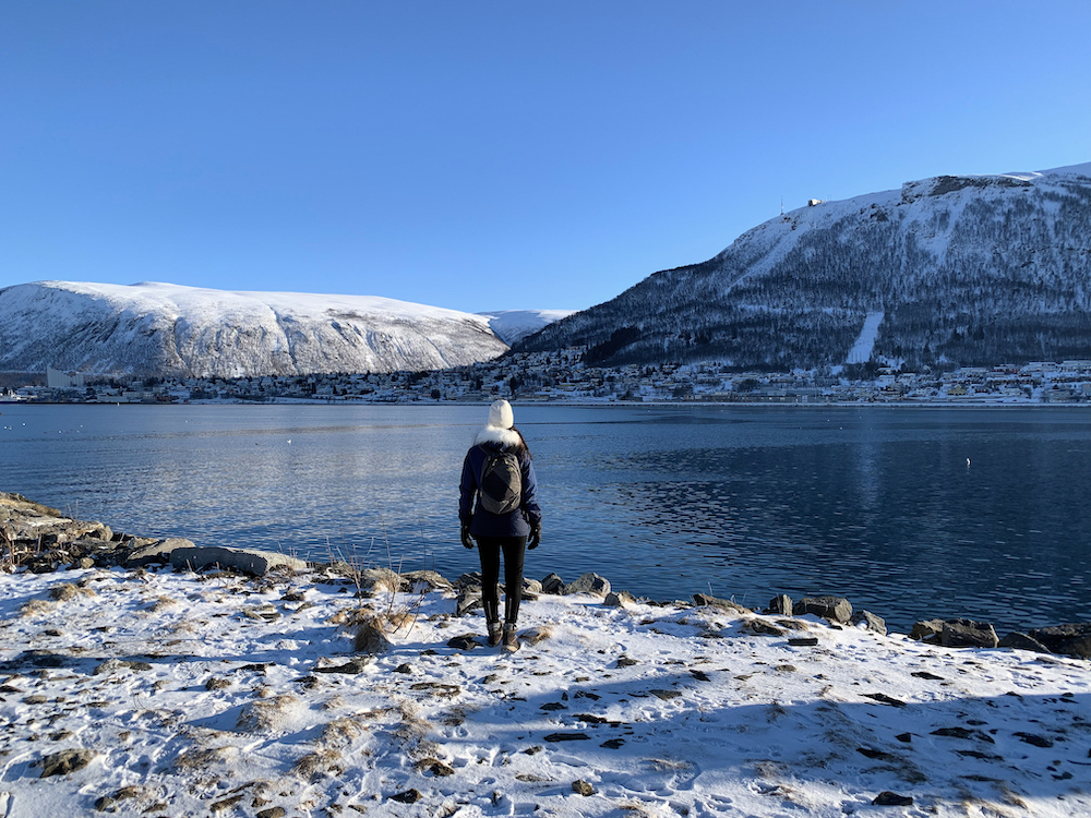 Tromso noorwegen winter