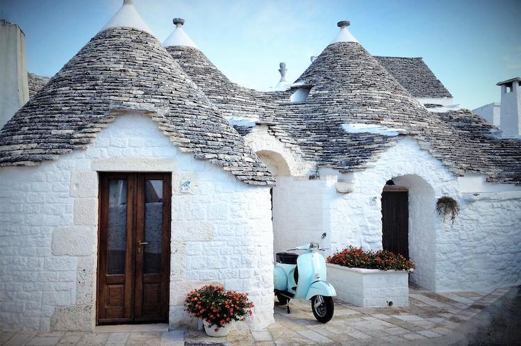 Trulli Puglia Trulli Holiday Albergo Diffuso