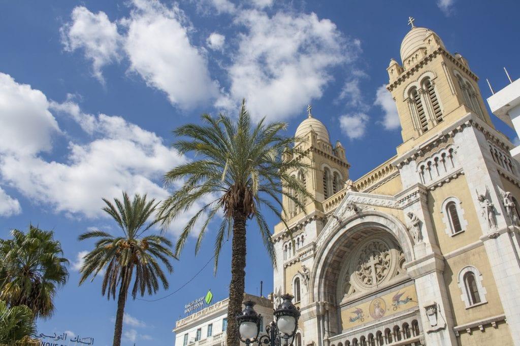 Tunis tunesie
