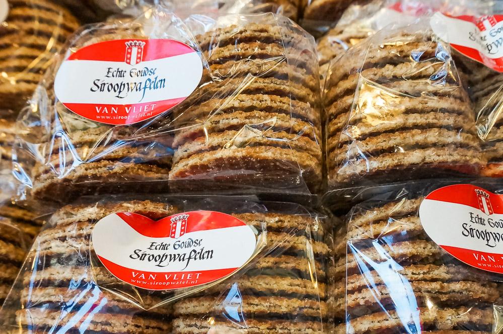 Typisch Nederlands Eten Stroopwafel
