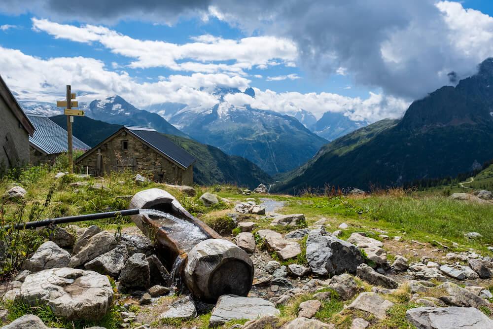 UCPA Mont Blanc trekking