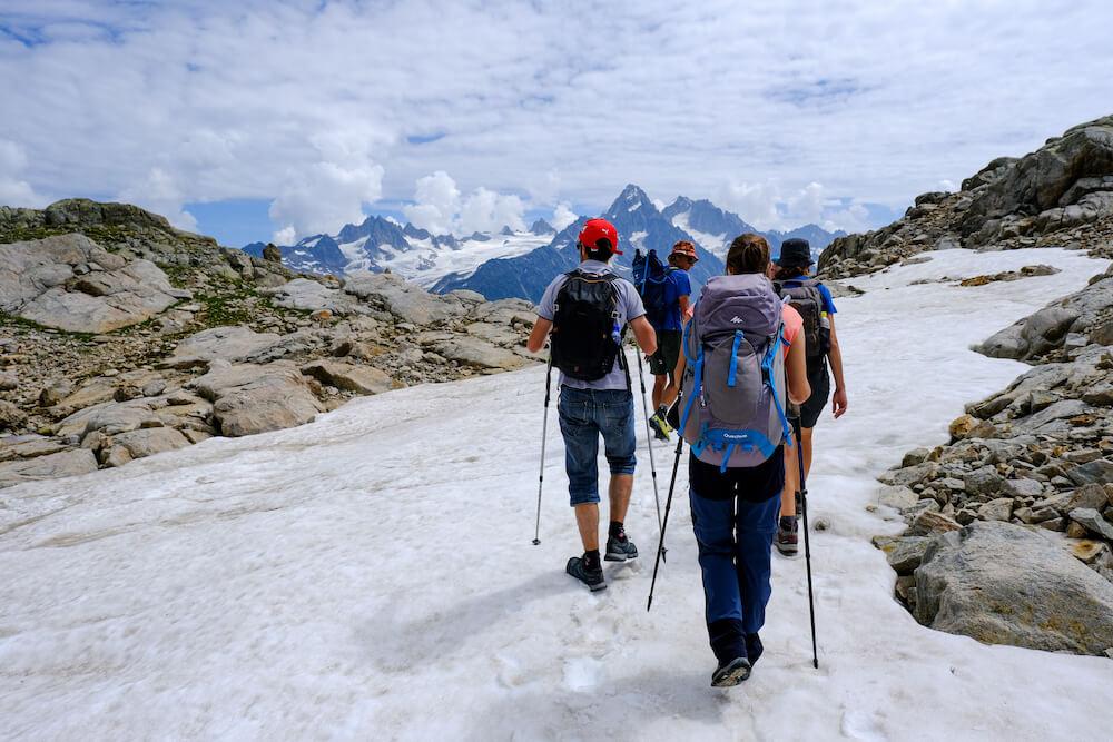 UCPA trekking frankrijk