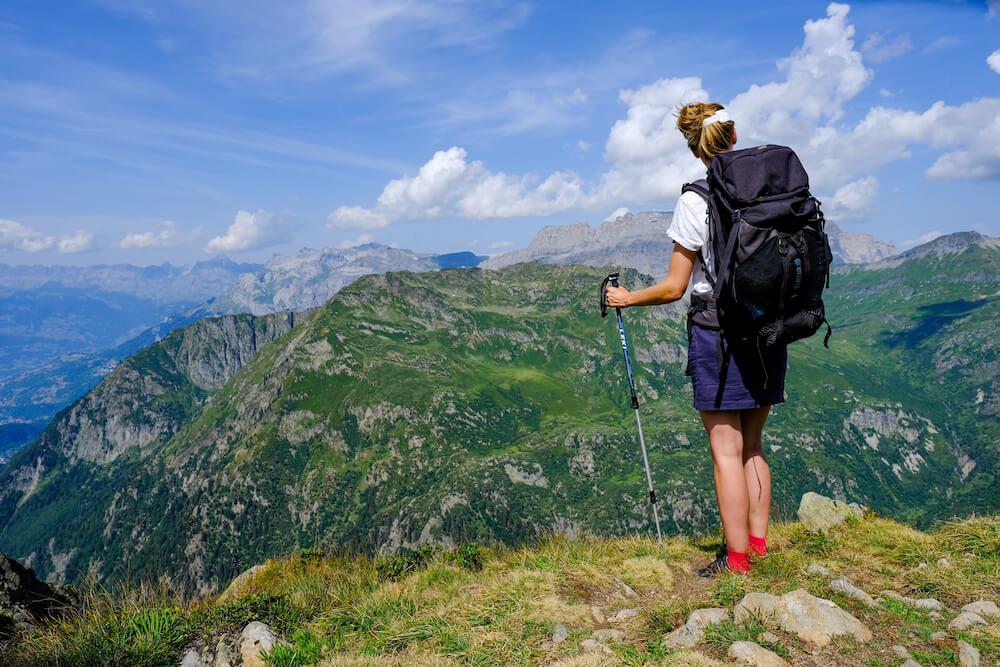 UCPA vakantie in frankrijk trekking