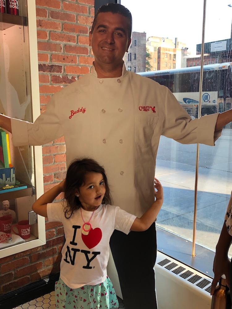 Uit eten New York met kinderen Buddy's