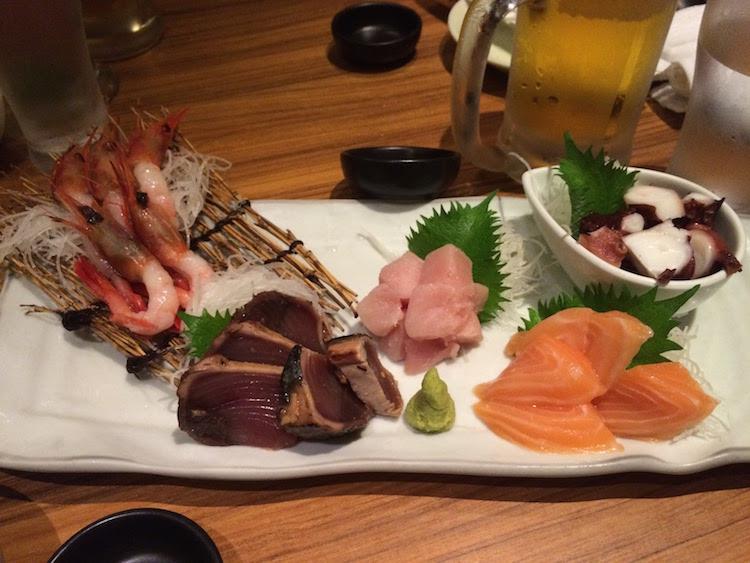 Uit eten tokyo