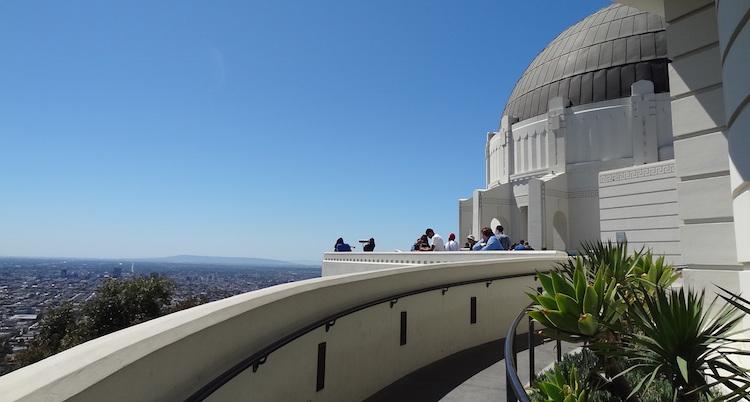 Uitzicht Los Angeles