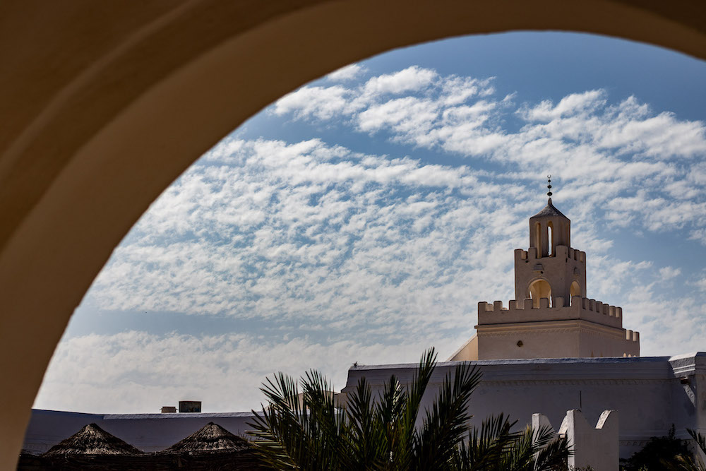 Uitzicht Museum Lalla Hadria Djerba