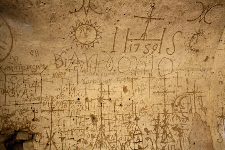 Underground Narni in Umbrie tips