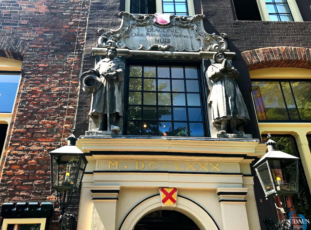 Utrecht Centrum Stadskasteel Oudaen