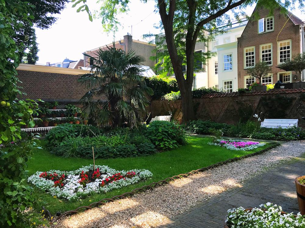 Utrecht parken Flora