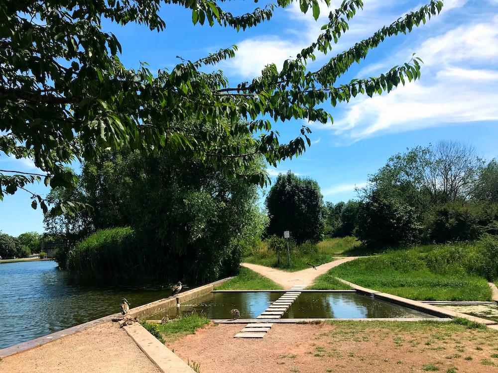 Utrecht parken Griftpark