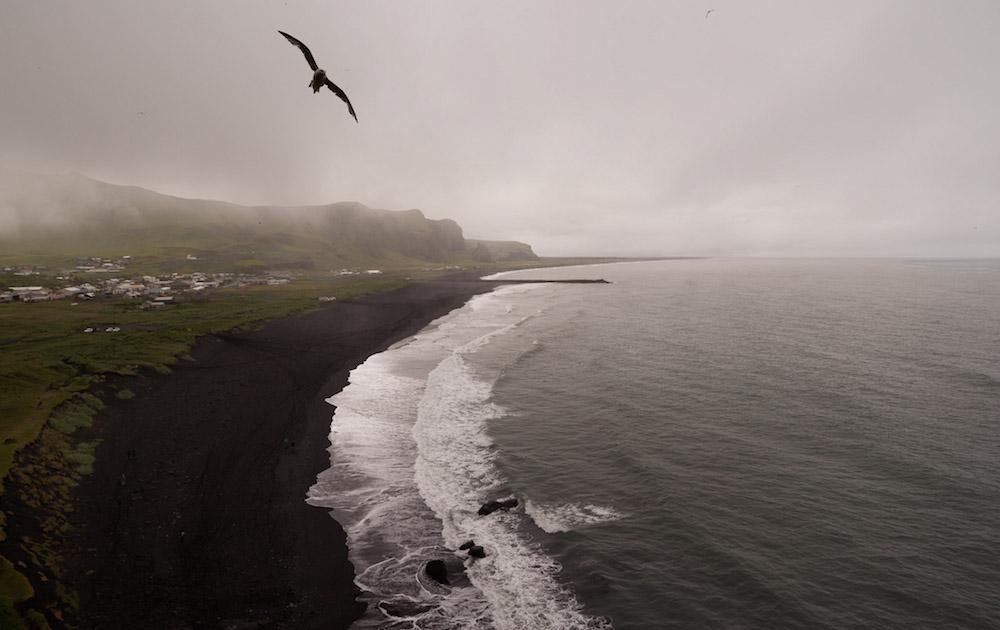 VIk en Islande