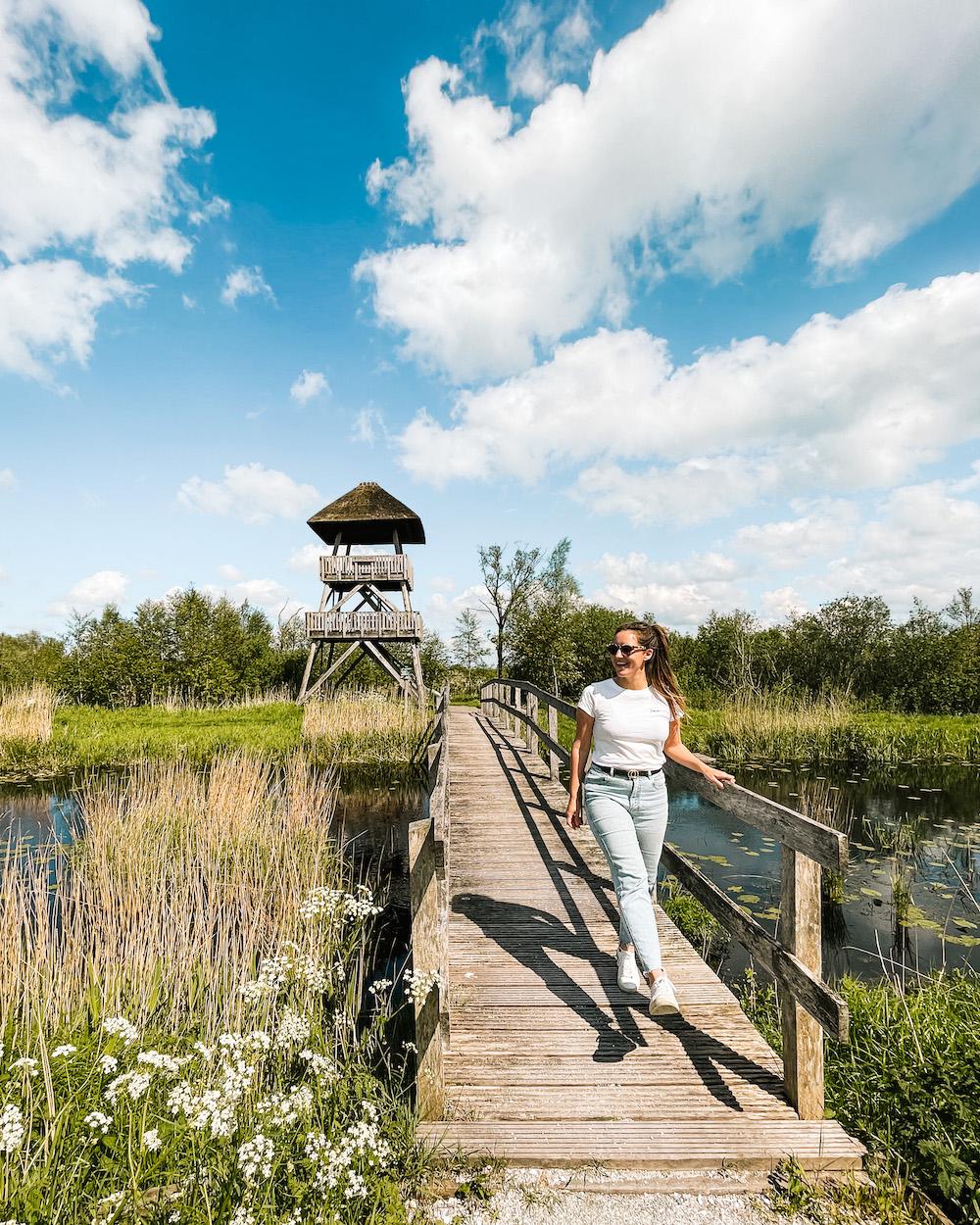 Vaarvakantie Friesland Alde Feanen