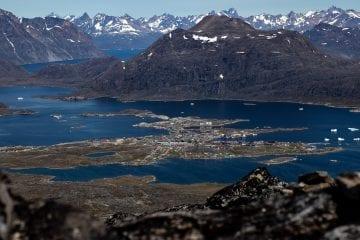Vakantie Groenland Nanortalik